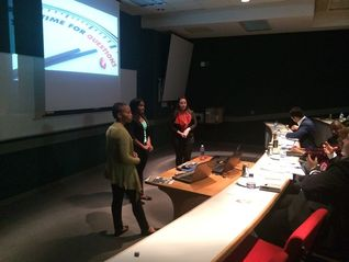 UP Consulting Case Competition : And the winners are